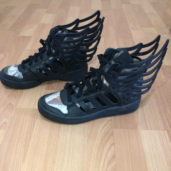 Jeremy Scott x Adidas Shoes  2cc5e07f59